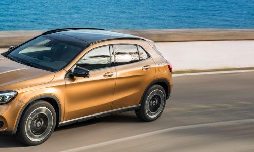 Modelo GLA Mercedes-Benz