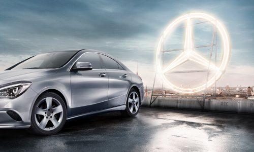 Modelo CLA Mercedes-Benz