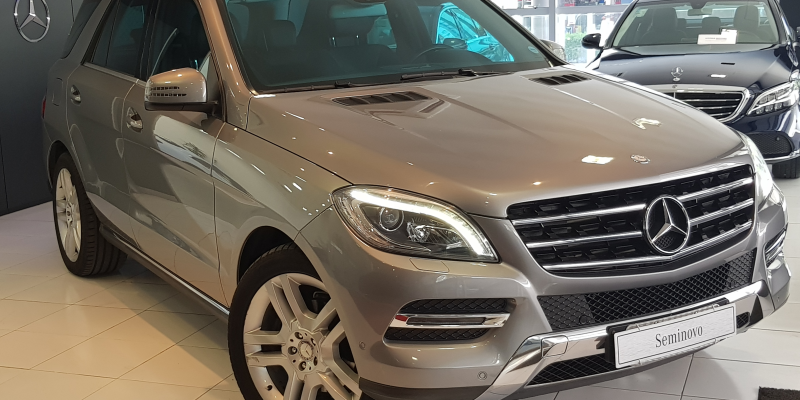 Mercedes-Benz ML 350 CDI Sport 2014/2014