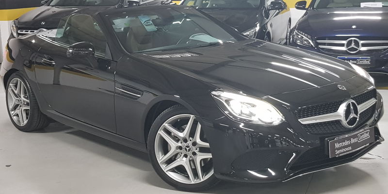 Mercedes-Benz SLC 300 2018/2019