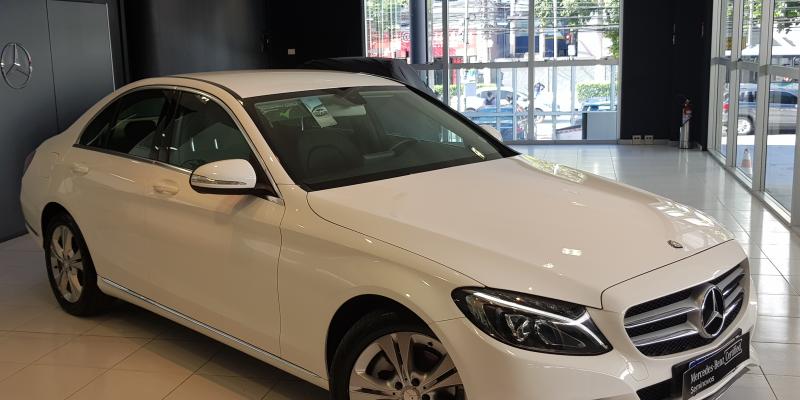 Mercedes-Benz C-180 Exclusive 2015/2015