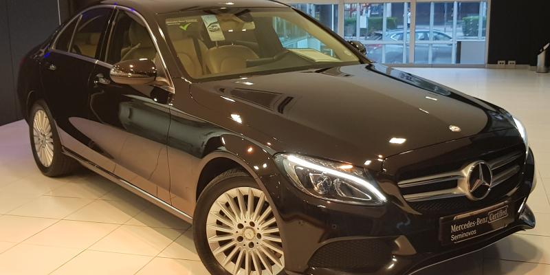 Mercedes-Benz C200 Avantgarde 2016/2016
