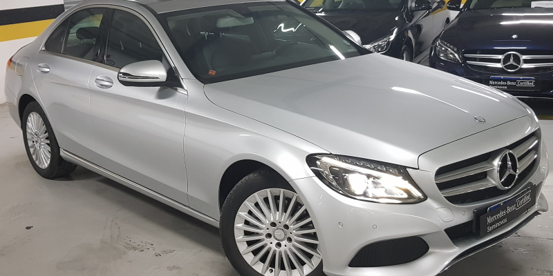 Mercedes-Benz C 200 Avantgarde 2016/2016