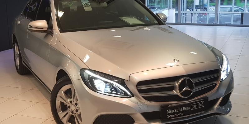 Mercedes-Benz C-180 Exclusive 2017/2017