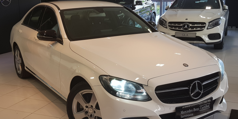 Mercedes-Benz C-180 1.6 Turbo 2015/2016