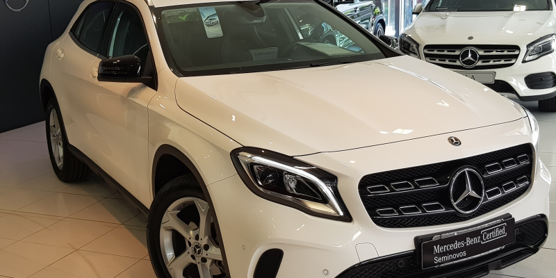 Mercedes-Benz GLA 200 Advanced 2018/2019