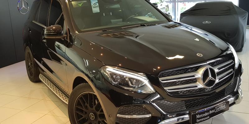 Mercedes-Benz GLE 350 Highway 2018/2018