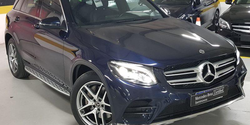 Mercedes-Benz GLC 250 Sport 2017/2018
