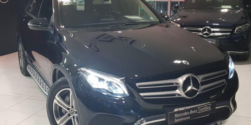 Mercedes-Benz GLC 250 Highway 2017/2018
