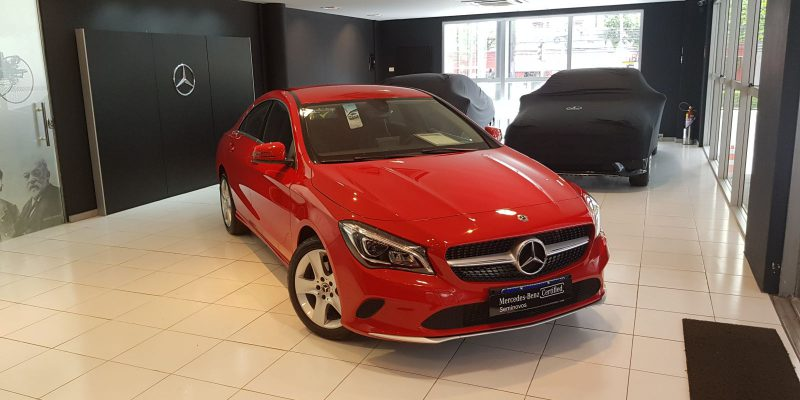 Mercedes-Benz CLA 180 2018/2018