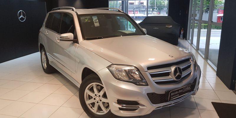 Mercedes-Benz GLK 220 Diesel 2015/2015