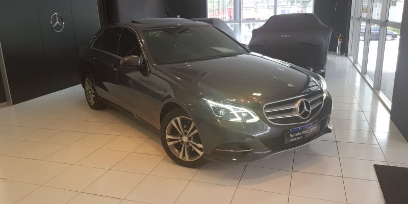 Mercedes-Benz E-250 Avantgarde 2014/2015