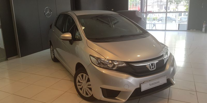 Honda Fit DX 1.5 AT 2015/2016