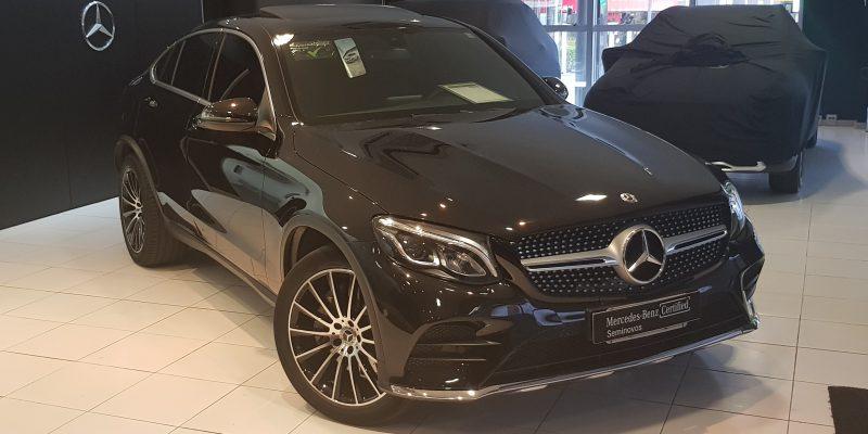 Mercedes-Benz GLC 250 Coupé 2017/2018
