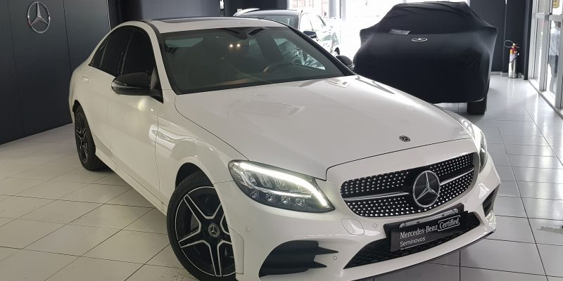 Mercedes-Benz C300 Sport 2018/2019