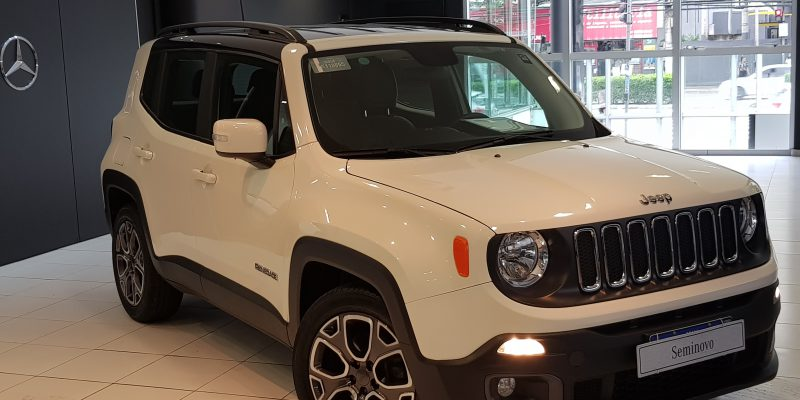 Jeep Renegade Longitude Flex 2017/2017
