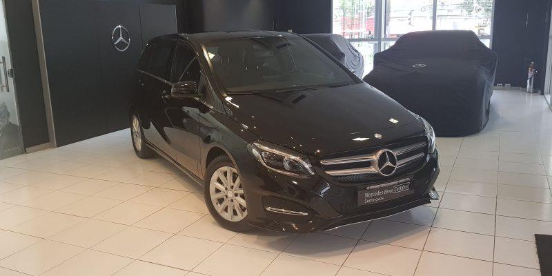 Mercedes-Benz Classe B-200 2017/2018
