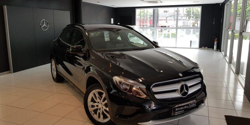 Mercedes-Benz GLA 200 Style 2016/2016