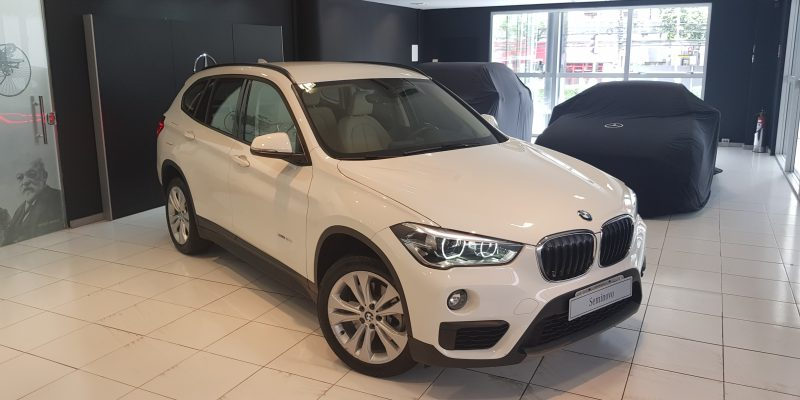 BMW X1 Sdrive 20I 2017/2018