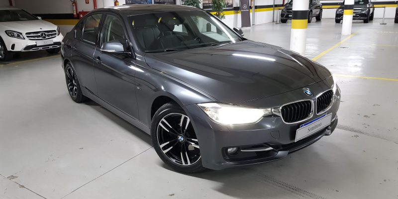 BMW 320I GP Active Gasolina 2013/2014