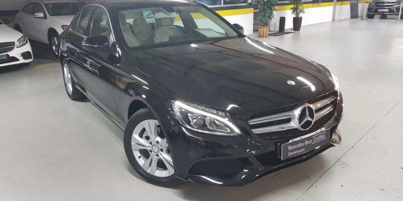 Mercedes-Benz C-180 Avantgarde 2016/2016