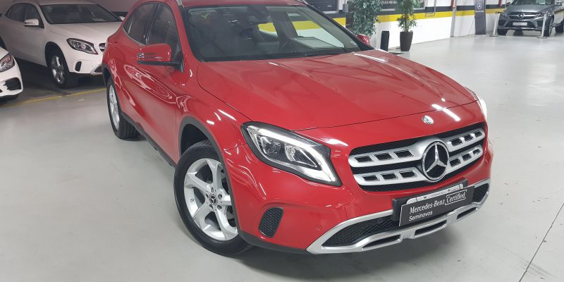 Mercedes-Benz GLA 200 Advanced 2017/2018