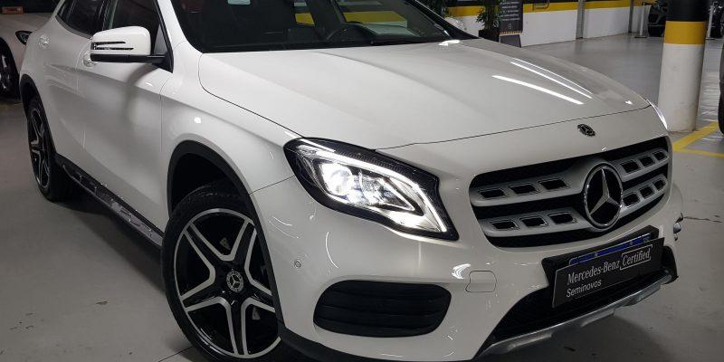 Mercedes-Benz GLA 250 Sport 2018/2019