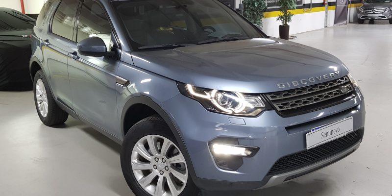 Land Rover Discovery Sport SE Flex 2017/2018