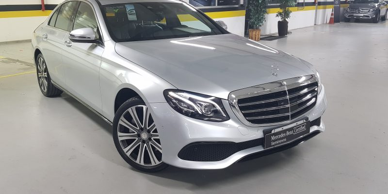 Mercedes-Benz E-250 Exclusive 2016/2017