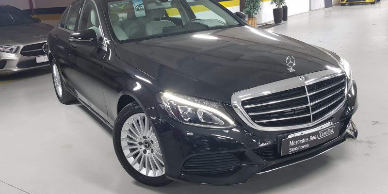 Mercedes-Benz C-180 Exclusive 2018/2018