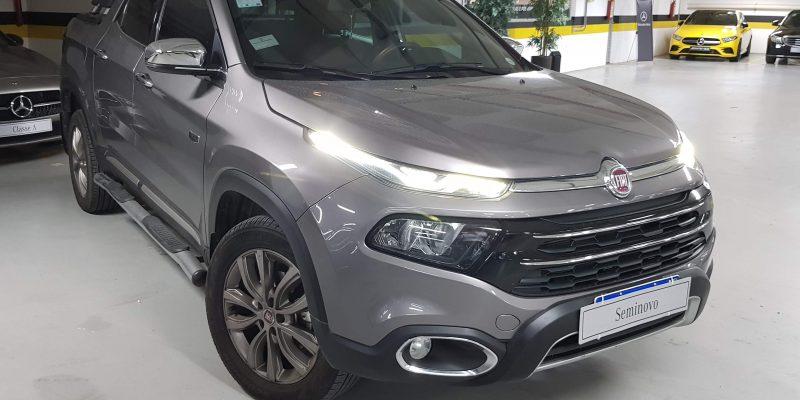 Fiat Toro Ranch Diesel 2019/2020