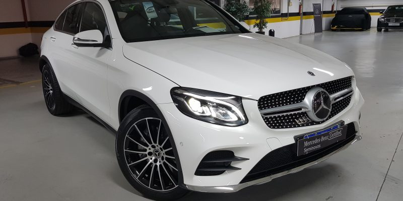 Mercedes-Benz GLC 250 Coupé 2018/2019