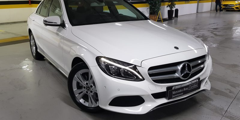 Mercedes-Benz C-180 Avantgarde 2018/2018