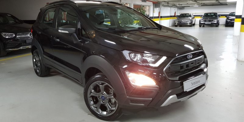 Ford Ecosport Storm 2018/2019