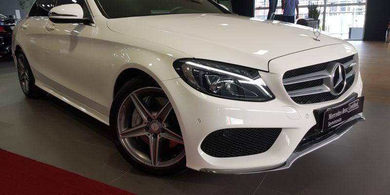 Mercedes-Benz C250 Sport 2017/2017