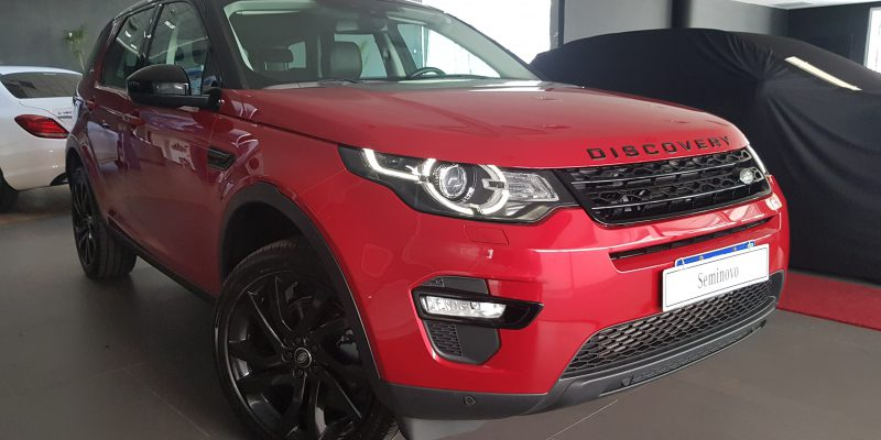 Land Rover Discovery Sport HSE Diesel 2015/2016