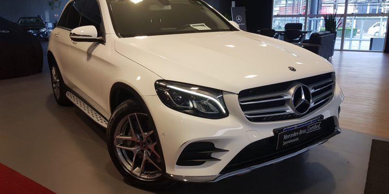 Mercedes-Benz GLC 250 Highway 2019/2019