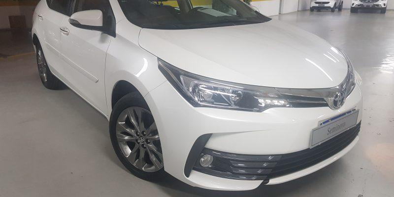 Toyota Corolla XEI 2018/2019