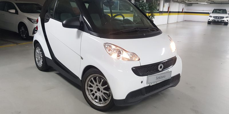 SMART For two 1.0 coupe MHD