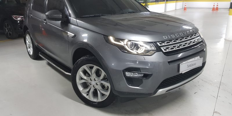 Discovery Sport HSE 5L 17/18