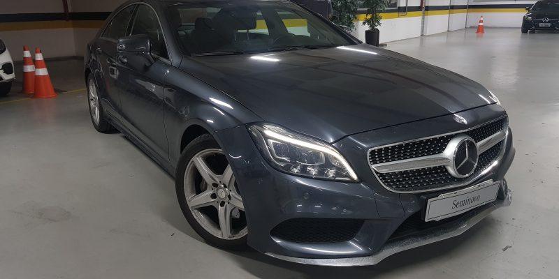 Mercedes-Benz CLS400 14/15