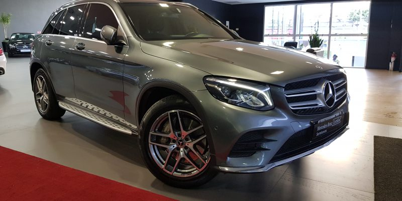 Mercedes-Benz GLC 250 Sport 2018/2018