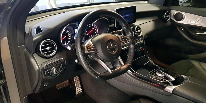 Mercedes-Benz GLC 250 Sport 2018/2018