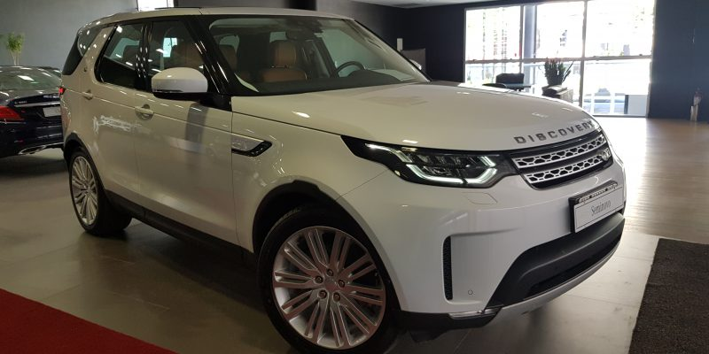 Land Rover Discovery TD6 Diesel 7 Lugares 2018/2018