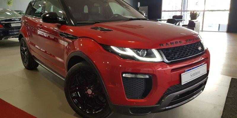 Land Rover Range Rover Evoque Dynamic HSE 2017/2017