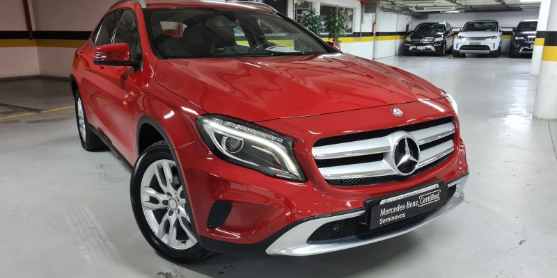 Mercedes-Benz GLA 200 Advanced 2015/2016
