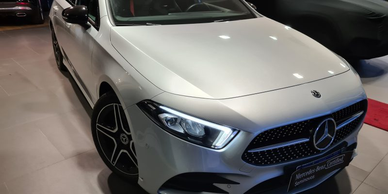 Mercedes-Benz A250 Launch Edition 2018/2019