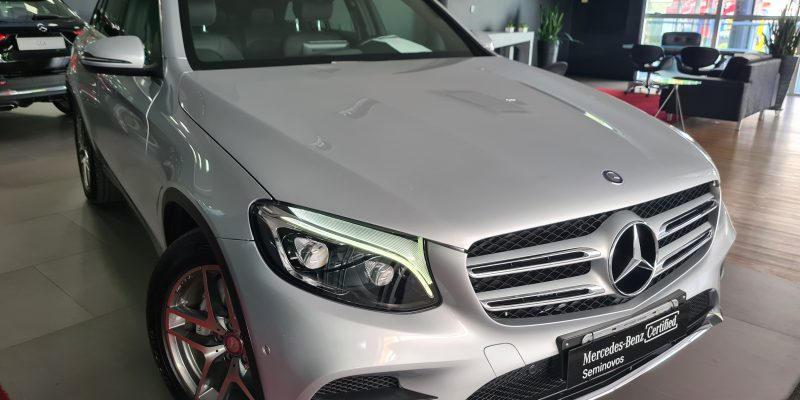 Mercedes-Benz GLC 250 Sport 2016/2016