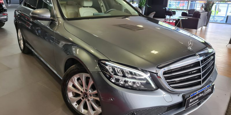 Mercedes-Benz C180 Exclusive 2019/2019