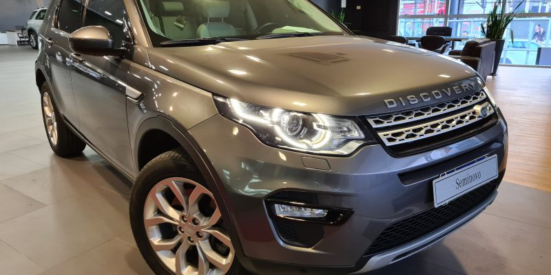Land Rover Discovery Sport 2019/2019 Diesel 5 Lugares